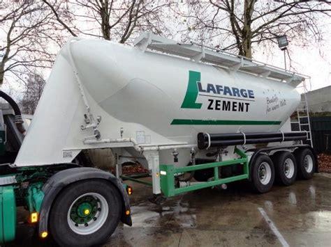 Silo 49 Till Volume 3 spitzer sf 2433 2 cement silo tank semi trailer from