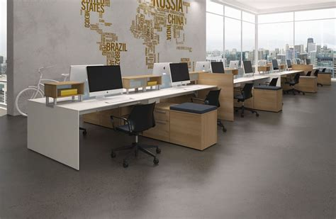 Open Plan Office Furniture Commercial Spaces Pinterest Open Plan Office Furniture