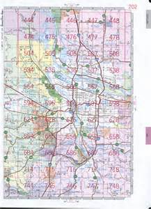 portland area road and highway map