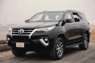 Toyota Fortuner Toyota Fortuner 2017 Test Drive And Review Pakwheels