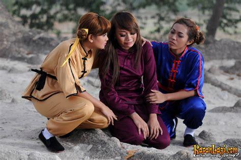 Kaos Musik Lennon Eksklusif Berkualitas legenda trio macan dari pedangdut jadi pendekar kung fu