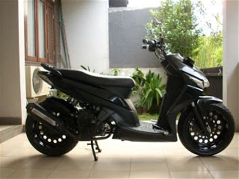 Lu Depan Honda Supra Fit Only modifikasi montor modifikasi vario cw