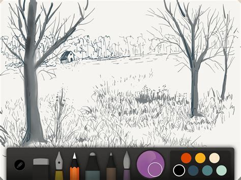 drawing apps the fifty three paper drawing app is now completely