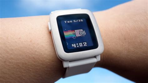 Pabble Time pebble time review an underdog among smartwatches