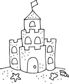 castle drawing template sandcastle drawing related keywords suggestions