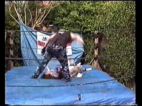 extreme backyard wrestling ewe extreme wrestling entertainment backyard wrestling