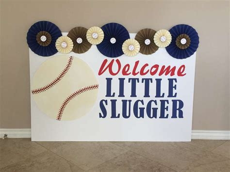Baseball Baby Shower Ideas by Classic Baseball Baby Shower Baby Shower Ideas Themes