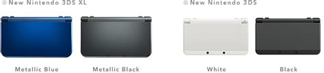 new 3ds xl colors news release aug 29 2014