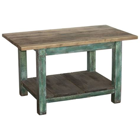 kitchen work tables islands antique work table or kitchen island at 1stdibs