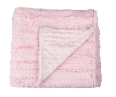 felldecke rosa friedknit creations faux fur blankets free shipping