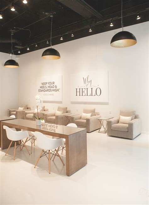 nail salon design nail salon interior design photos best 25 nail salon decor