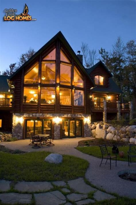 house plans with big windows log home company announces dealer program expansion