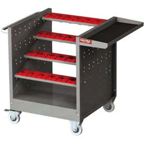 Tooling Racks by Bins Totes Containers Bins Racks Wall Panels