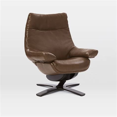 natuzzi revive recliner natuzzi re vive leather recliner ottoman set west elm
