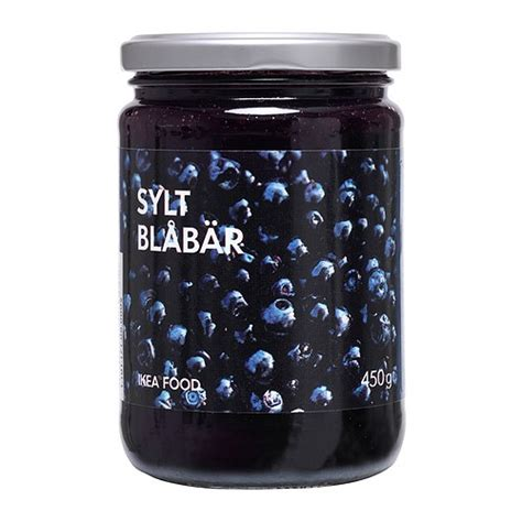 Jam Blueberry By Lkl Present more cesium 137 found in gourmet organic european jam brands