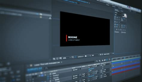 How To Create A Motion Graphics Template In Adobe After Effects Create After Effects Template