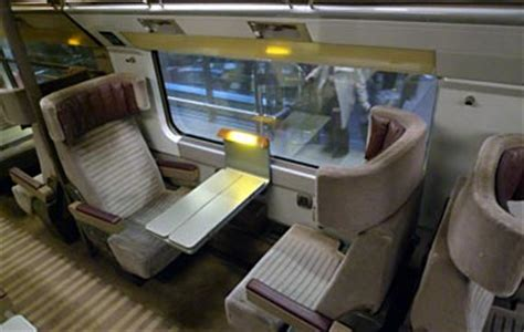 1st Class Sleeper Review by Direct Eurostar To Lyon Avignon Marseille Times Prices Tickets