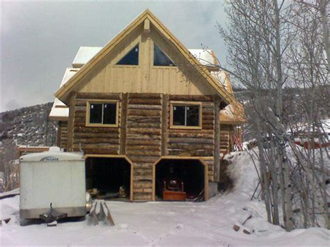 Utah Cabin Builders by Uinta Log Home Builders Utah Log Cabin Kits Finished