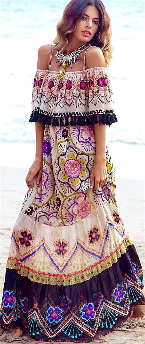 1000 ideas about bohemian dresses on summer