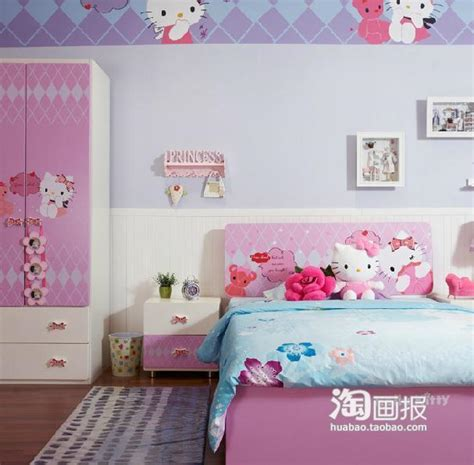 hello kitty bedroom for girls hello kitty room for your little girl