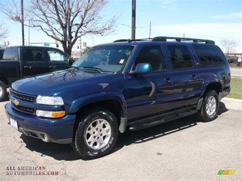 chevy suburban blue 2006 chevrolet suburban z71 1500 4x4 in bermuda blue