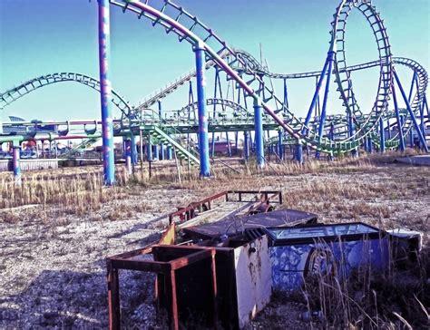 abandoned amusement park sadly utterly abandoned amusement parks lis anne harris