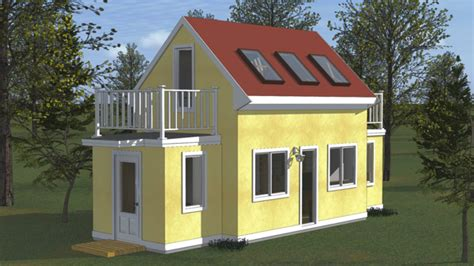 Home With Small Footprint Small Footprint Eco Homes