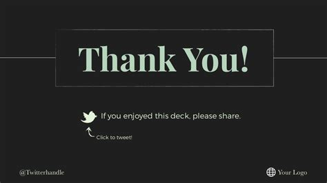 thank you themes for ppt thank you if you enjoyed