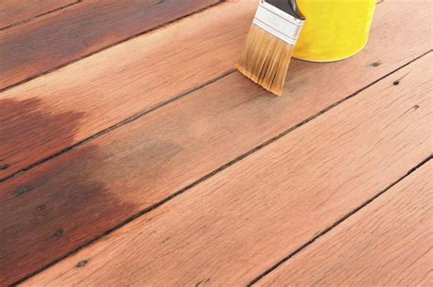 seal   pressure treated wood deck hunker