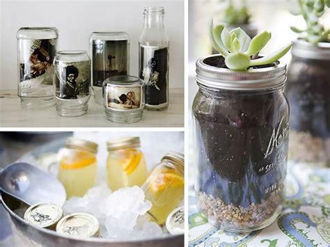 12 ideas creativas con botellas y tarros de vidrio papelisimo creativas ideas para reciclar tarros de cristal manualidades