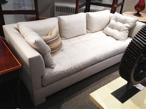how deep is a couch what to pair with the tuxedo sofa mcgrath ii blog