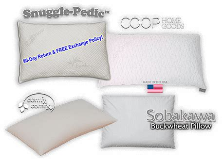 Best Pillows For Side Sleepers Reviews by Best Pillow For Side Sleepers Reviews And Guide To