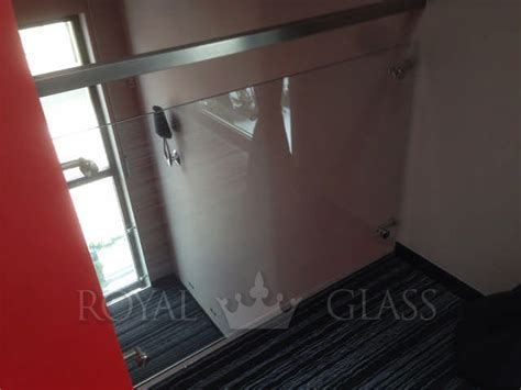 balustrady samonosne punktowe royal glass