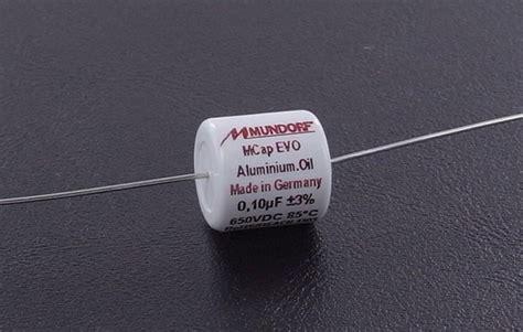 mundorf evo capacitor review mundorf 0 1mfd evo capacitor