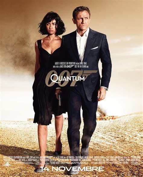 résumé quantum of solace film 007 quantum 2008 film cinoche com