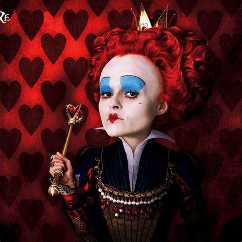 la reina roja alice in wonderland people characters ipad wallpapers digital citizen