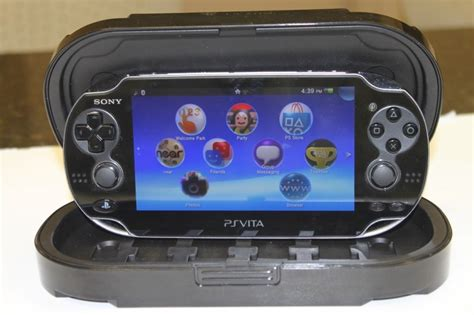 Ps Vita Model Pch 1001 - sony pch 1001 psvita handheld like new buya