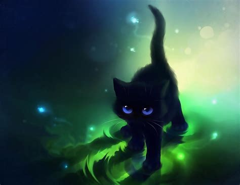images  cute anime cat wallpapers kittens
