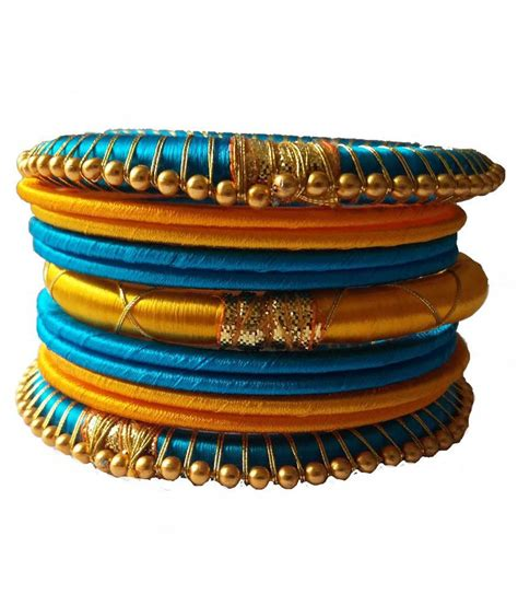 Thread Bangles Images