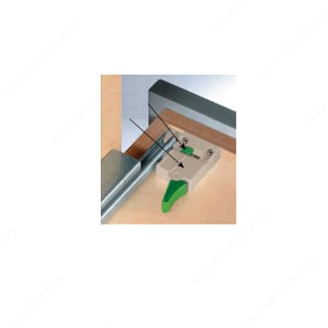 accessories for undermount drawer slide richelieu hardware