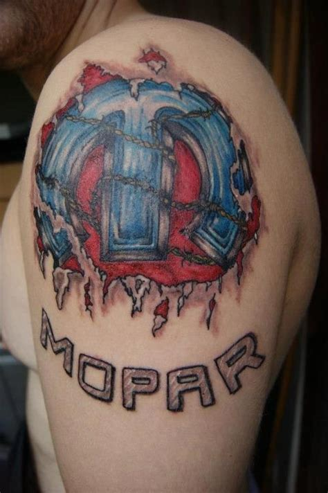 mopar tattoos 42 best mopar images on mopar american