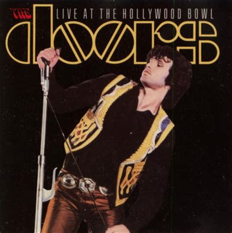 The Doors Album Cover by The Doors Live At The Bowl Reviews