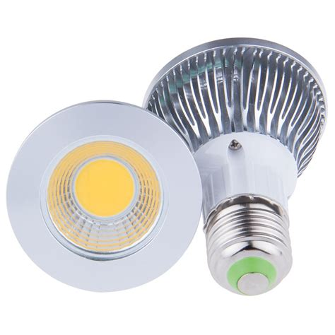 Cree Led Flood Light Bulb E27 9w Cree Led Par20 Flood Light L Bulb Medium Energy Saving Indoor Outdoor Ebay