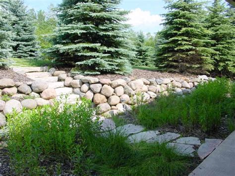 landscaping stones what are the most frequently used