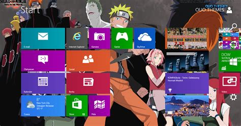 membuat ktp naruto download tema naruto road to ninja theme for windows 7 and