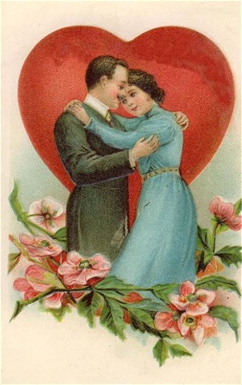 couples valentines free clip from vintage crafts 187 archive