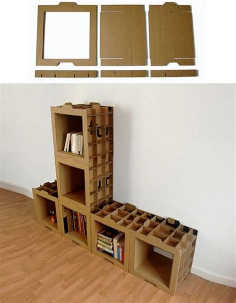 Diy Living Room Furniture Diy Cardboard Furniture Ideas Projects For The Weekend