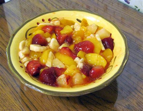 fruity recipes fruit salad recipe for kids with custard in urdu that