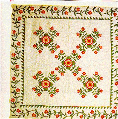european american quilting traditions