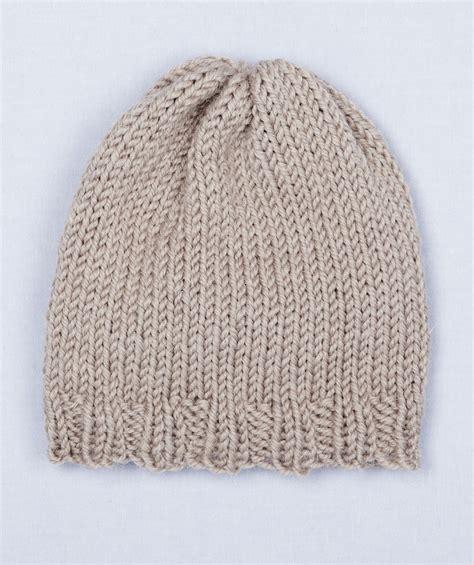 loom knit beanie knitting hats tag hats